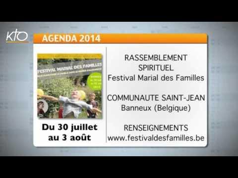 Agenda du 11 juillet 2014