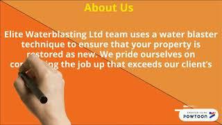Visit Elite Waterblasting For Roof Cleaning