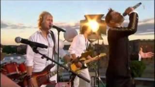 Darin - Can't stop love, Swedish royal wedding 2010, SVT