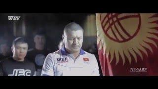 Шукуров Зарифжан (Узбекистан) vs Мамасалиев Мыктыбек (Кыргызстан)