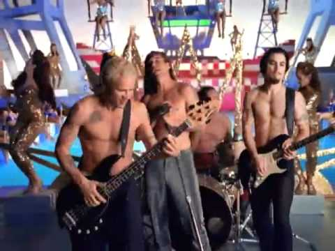 Red Hot Chili Peppers   Aeroplane Video