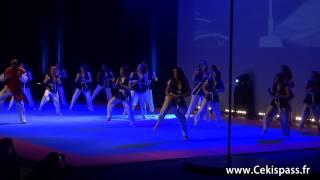 preview picture of video 'Nuit des Arts Martiaux 2014 à Bourges - Cekispass -'