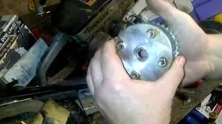 VVT-I timing gear unlock