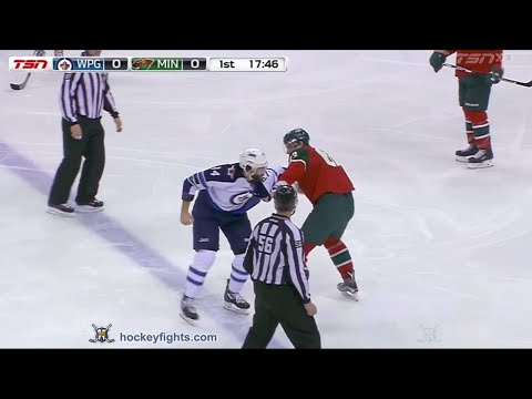 Kurtis Gabriel vs. Anthony Peluso