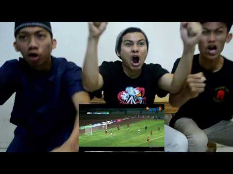 Indonesia Vs Laos U23 (3-0) L Asian Games 2018 L Reaction