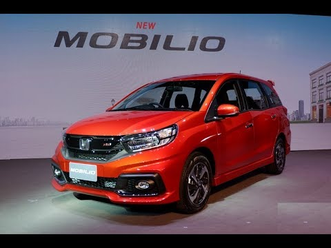 Upcoming Car : All New Honda Mobilio 2017 - 18