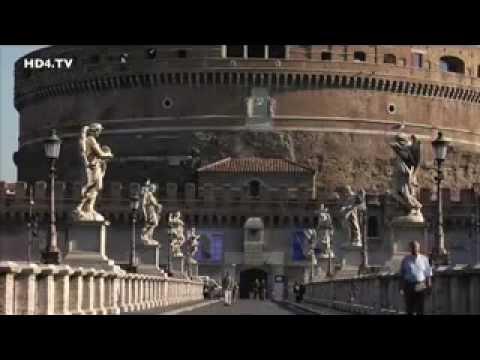 Италия. Рим. Замок святого Ангела.