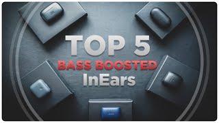 TOP 5 Bass Boosted InEars | 2020 | deutsch