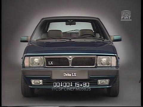 Delta LX / HF turbo / GT i.e. (scheda di presentazione - gamma Lancia Delta) \ 1991 \ mut-sfx VV