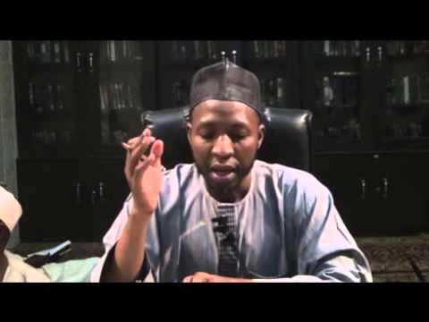 Majalisin Malamai na DITV Kaduna mai taken KADDARA   Sheikh Khamis Al Misri da Malam Musa Asadussuna