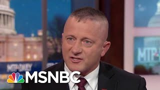 2020 Candidate Richard Ojeda Believes He Can Turn Trump Voters Back To The Dem | MTP Daily | MSNBC