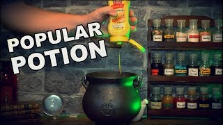 How To Make A Potion To Make You Popular