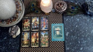 AQUARIUS 25th to 30th September 2017~Someone Tries to Deceive You BUT God Spirit is Helping You!!