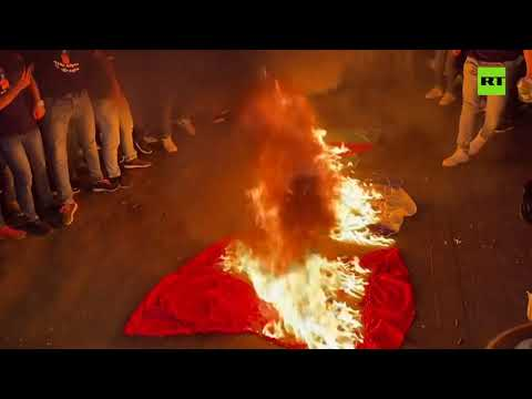 'Erdogan - terrorist'   Lebanese-Armenians decry Nagorno-Karabakh hostilities