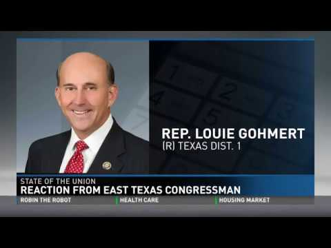 CBS 19: Gohmert on President Trump's State of the Union Address