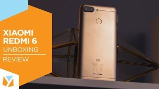Xiaomi Redmi 6 Review: The new entry level King?
