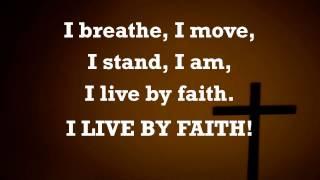 Bishop Andrew Merritt   I Live By Faith