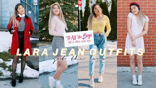 DRESSING LIKE LARA JEAN: Get The Look | To All The Boys Ps. I Still Love You