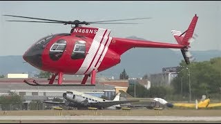 Helicopters Takeoff & Landings Compilation