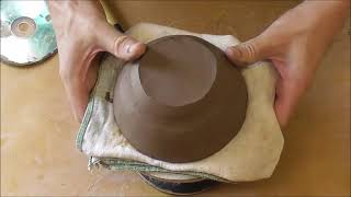 Handbuilding A Round Bottomed Coil Pottery Bowl Start To Finish Part Three