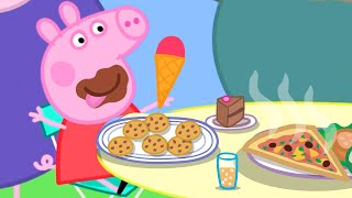 Peppa Pig Official Channel 🍅 Peppa Pig's Best Salad Ever 🍅