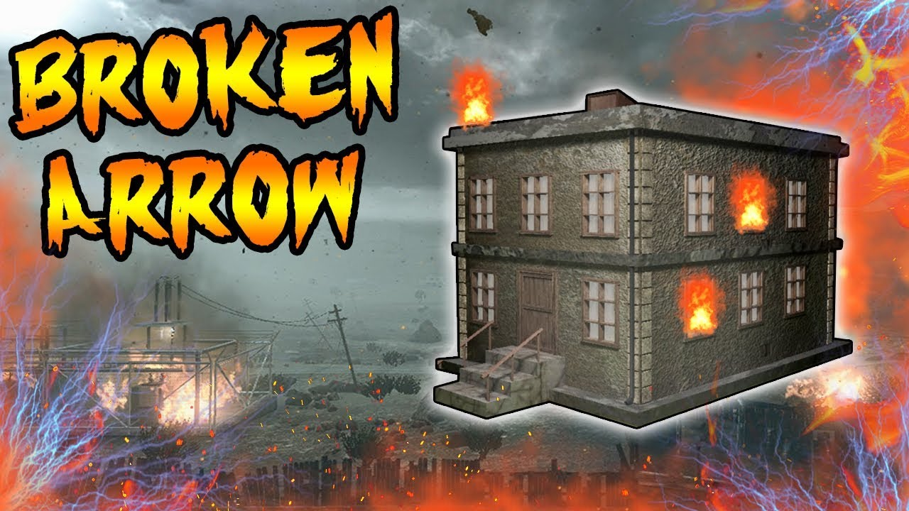 The BROKEN ARROW Facility in NUKETOWN ZOMBIES! MORG CITY BUS