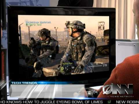 Nejrealističtější vojenská hra - Modern Warfare 3