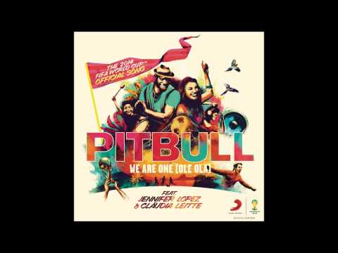 We Are One (Ole Ola) - Pitbull feat. Jennifer Lopez & Claudia Leitte (Official Audio)
