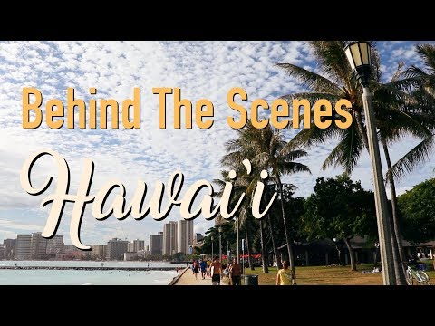 More Than Nature: Hawaii (My Rode Reel 2017) BTS