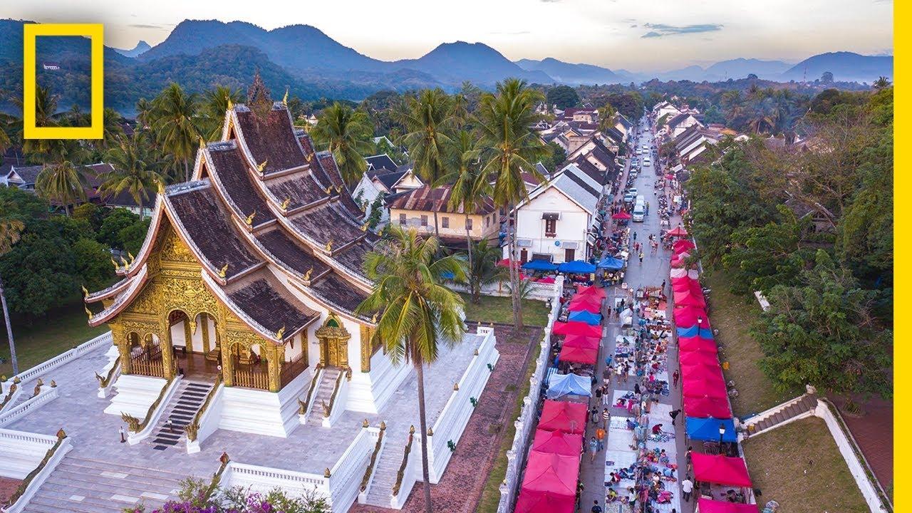 Explore the Stunning Beauty of Laos's Louangphrabang   National Geographic thumbnail