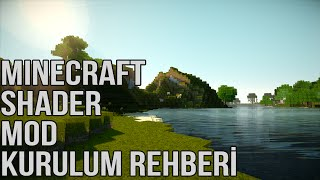 Minecraft Shader Mod Kurulumu - Ultra Grafik Minecraft Nasıl Yüklenir?! [1080p]