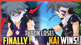 kai Final Battle in Beyblade G Revolution
