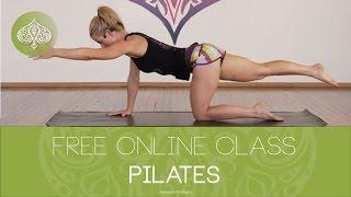 Back Strengthening Pilates - Michelle Merrifield
