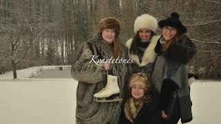 Video Zima, zima, zima - Kvartetones (Hana Zagorová cover)