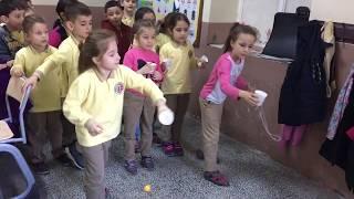 Oyun ve Fiziki Etkinlikler Dersi Sınıf İçi Oyunlar: Top Basket Oyunu