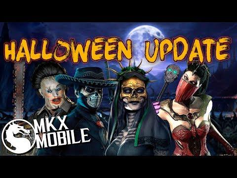 СЕКРЕТНЫЙ ПЕРСОНАЖ и ОБЗОР ОБНОВЛЕНИЯ 1.21 в Mortal Kombat X Mobile (видео)