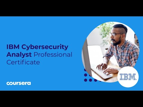 IBM Cyber Security Analyst Professional certificate review - YouTube