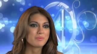 Geanina Bayona Candidata Miss World Ecudaor 2014
