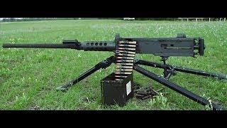 Browning M2 50 Cal Machine Gun