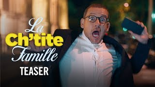La Ch'tite Famille - Teaser officiel HD