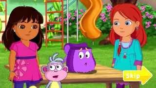 Dora and Friends Rainforest Rescue Adventure   Dora the Explorer Game for kids