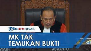 Mahkamah Konstitusi Tolak Permohonan Kubu 02 soal Ketidaknetralan Aparat TNI-Polri