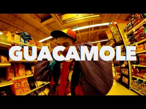 """ROY PURDY – """"GUACAMOLE"""" (Super Awesome Music Video)"""
