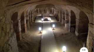 preview picture of video 'Riviera del Conero Tv: alla scoperta delle grotte di Camerano'
