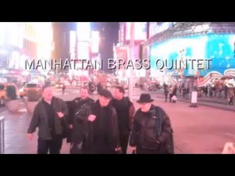Manhattan Brass 2012 Holiday Greeting