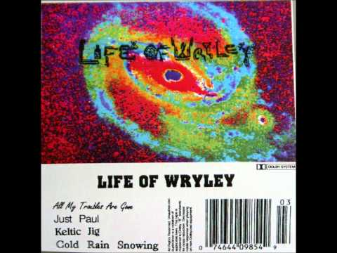 Drumming, Arranging & Co-Producer of the 90's jangly alt rock band  Life of Wryley.