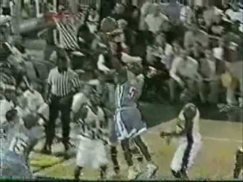 Video: 1997-98 UNC Basketball Highlights