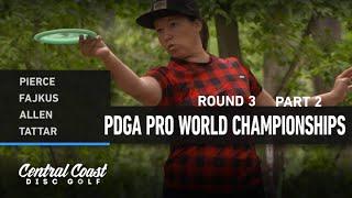 2021 World Championships - R3B9 - Pierce, Fajkus, Allen, Tattar