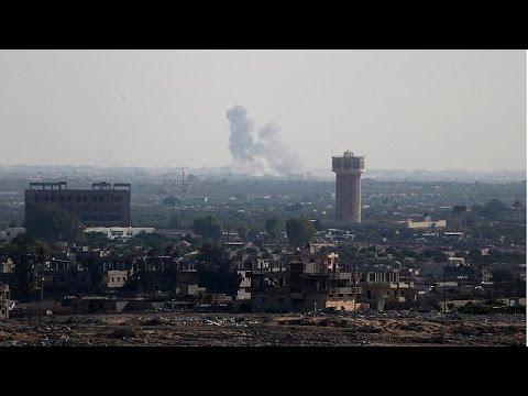 La rama egipcia del grupo Estado Islámico reivindica el lanzamiento de cohetes contra Israel