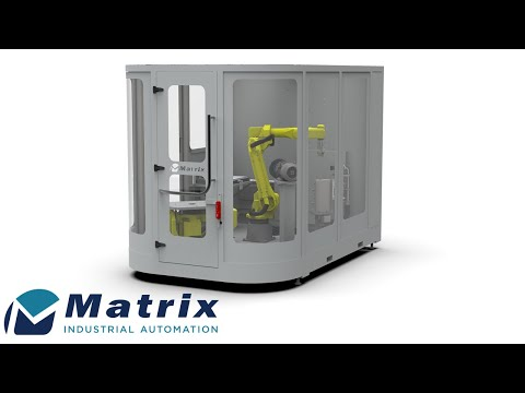 Automated Deburring Overview | Matrix Design